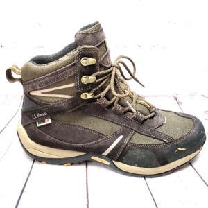 LL Bean Tek 2.5 Trail Hiking Ankle Boots